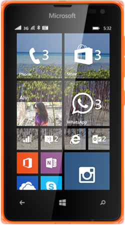 Lumia-532-specs-orange-png