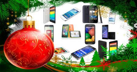Lista de smartphones imprescindibles si tienes pensado regalar uno por Navidad y no quieres dejarte el sueldo en el intento. Por menos de 300 euros las opciones este año son más jugosas que nunca